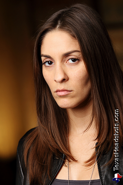 Character Actor Headshot Dallas Fort Worth Police Detective Cynthia Santiago 2788